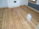 Wonderful wood floor after repair in Surrey