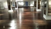 Incredible surface after floor sealing in Surrey