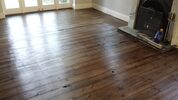 Fascinating surface after floor restoring in Surrey