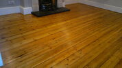 Fantastic wood floor after rejuvenate in Surrey